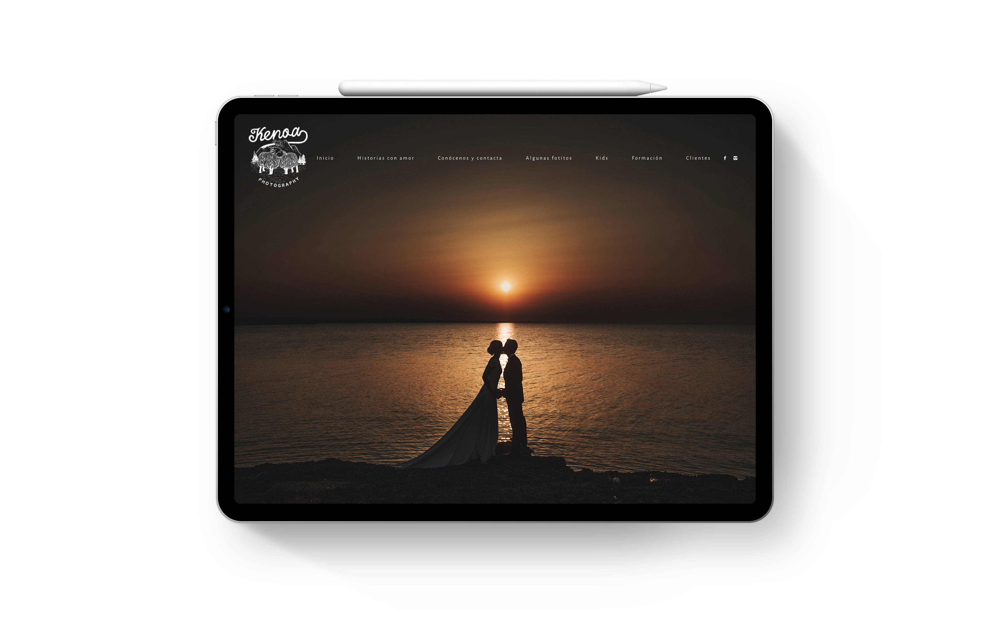 kenoa-photography-ipad-webs-para-fotografos